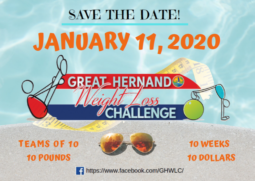 Hernando County Events 2020.2020 Great Hernando Weight Loss Challenge United Way Of